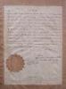 Documenti dall'Archivio Parrocchiale.
