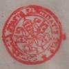 Pio XII - timbro